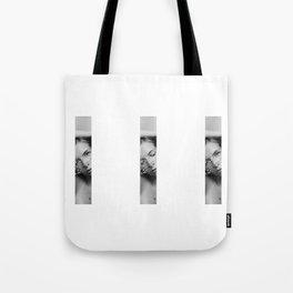 girl behind the... Tote Bag