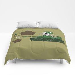 Muso Milkwar Tanker Comforters