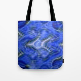 Stones in troubled water Tote Bag