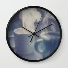 Good Morning Wall Clock