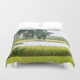 By the Bayou Duvet Cover