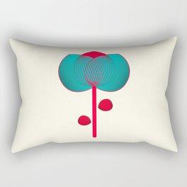 The flower Rectangular Pillow