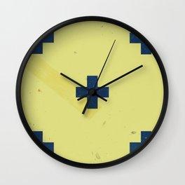 Nautical Flag Wall Clock