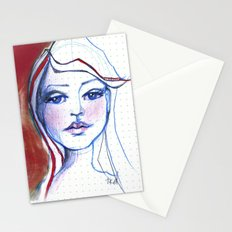 Nonplussed Stationery Cards
