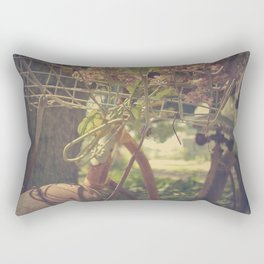 Ride Away With Me Rectangular Pillow