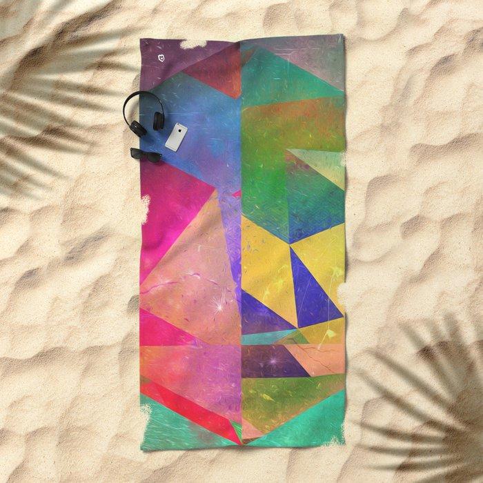 6 hyx Beach Towel