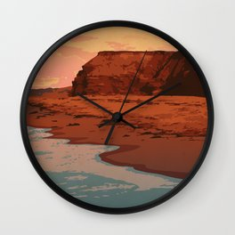 Prince Edward Island National Park Wall Clock