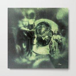 Luke 23:34 Metal Print