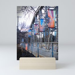 100 Years of Bridge Mini Art Print
