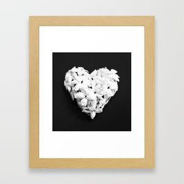 Pure Heart Framed Art Print