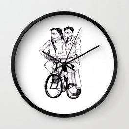 we see Wall Clock