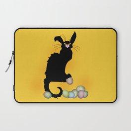 Le Chat Noir - Easter Laptop Sleeve