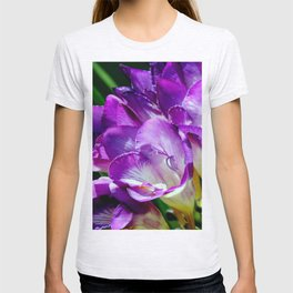 Royal Purple - The Prince Of Freesias T-shirt