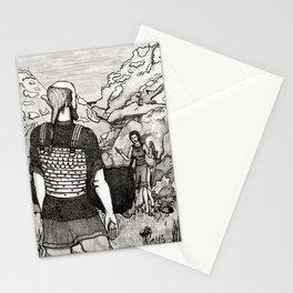 Herr Mannelig Stationery Cards
