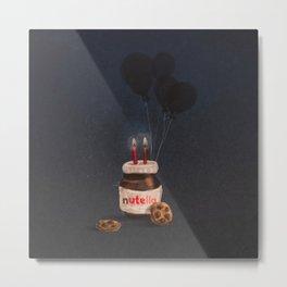Birthday#2 Metal Print