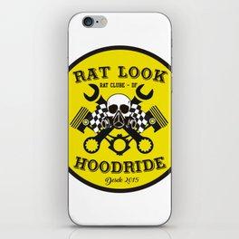 RAT LOOK BRASÍLIA - DF -02 iPhone Skin