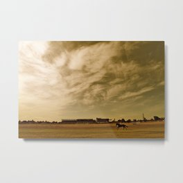 Avondale race course Metal Print