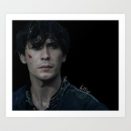 Bellamy Blake Art Print