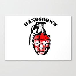 granade  Canvas Print