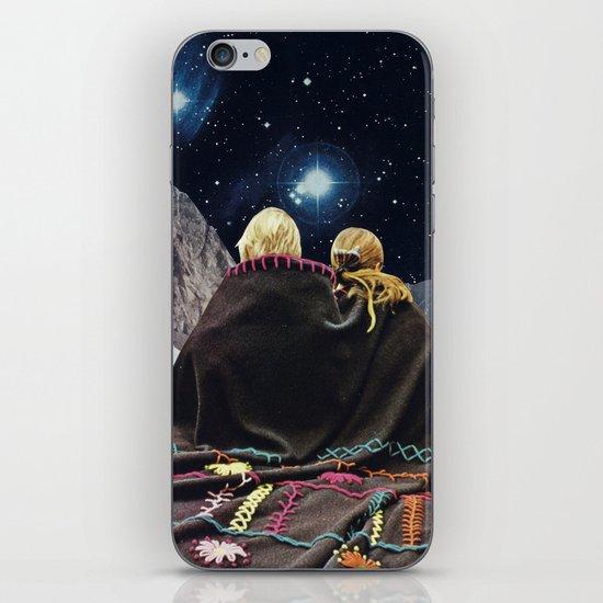 SLEEPLESS iPhone & iPod Skin