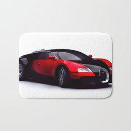 Bugatti Veyron Bath Mat