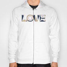 Navy & Rose LOVE Hoody