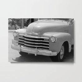 Chevrolet Advance 1948 Metal Print
