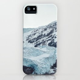 Andromeda Glacier, Columbia Icefield iPhone Case
