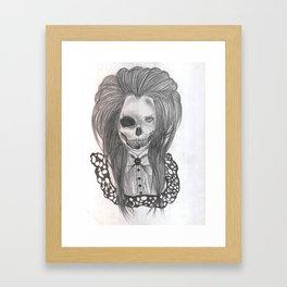 half-alive Framed Art Print
