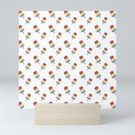 Sarah Mills Popsicle Mini Art Print