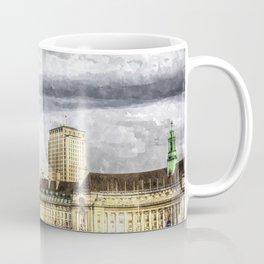 The London Eye sketch Coffee Mug