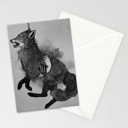 poena mortis Stationery Cards