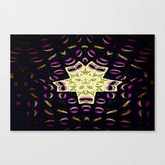 The X Factor Canvas Print