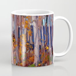 Tom Thomson - October - Canada, Canadian Oil Painting - Group of Seven Coffee Mug
