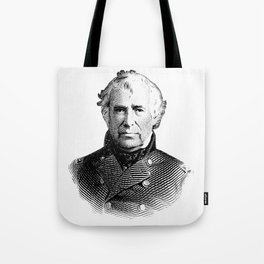 President Zachary Taylor Tote Bag