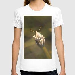 A beautiful bug T-shirt