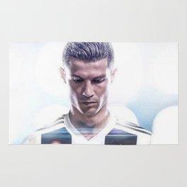 Cristiano Ronaldo To Juventus Rug