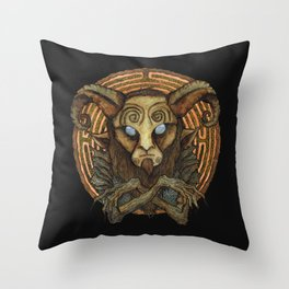 I have many names... Throw Pillow