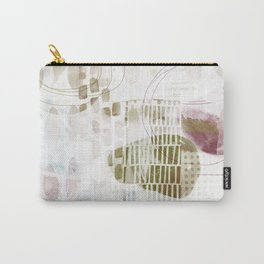 General Studies - neutrals Carry-All Pouch