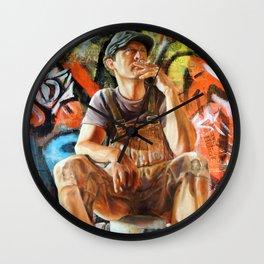 Executioner's Lament Wall Clock