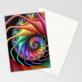 life is colorful -10- Stationery Cards