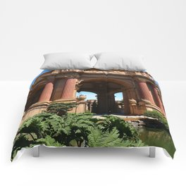 Palace of Fine Arts - Marina District Comforters