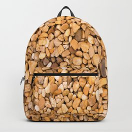 Beach Pebbles Design Backpack