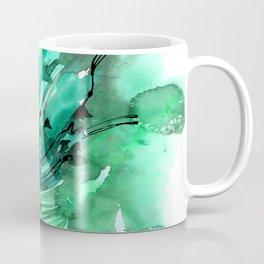Organic Ecstasy No.55j by Kathy Morton Stanion Coffee Mug