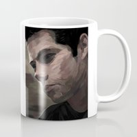 dylan Mugs featuring dylan by Finduilas