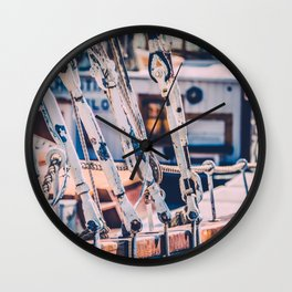 Set Sail Wall Clock