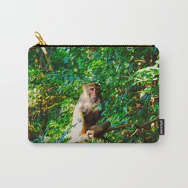 Monkeys in the trees Carry-All Pouch