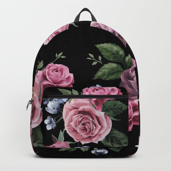 FLORAL PATTERN 10 Backpack