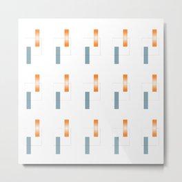Semi Conductor Metal Print
