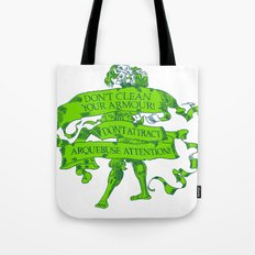 Wise Landsknecht #1 Tote Bag